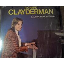 Disco Acetato De Richard Clayderman Balada Para Adelina