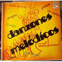 Bolero, Carlos Campos, Danzones Melodicos, Lp 12´, Eex