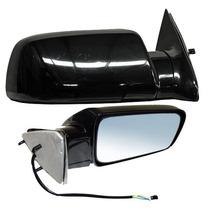 Espejo Chevrolet Suburban / Silverado 92 - 98 Elec Negro Der
