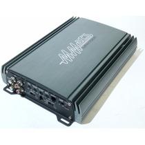 Amplificador Mmats Mpa1700d Clase D 1700w Control Bajos Spl