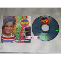 Danna Paola Amy La De La Mochila Azul Universal 04 Cd Promo