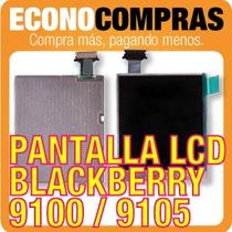 Pantalla Lcd Para Blackberry 9100 / 9105 100% Nueva!!!!!!!!!