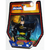 Dc Comics Batman Action League Minifigura Marca Mattel