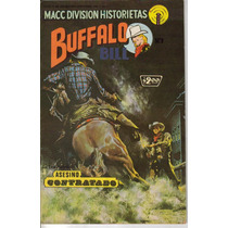 Buffalo Bill.comic. (macc Division Historietas) No.3 (1974)