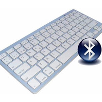 Teclado Bluetooth Inalámbrico Para Ipad Mac Pc Wireless