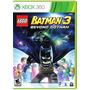 °° Lego Batman 3 Beyond Gotham Para Xbox 360°° En Bnkshop