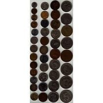 42 Monedas Antiguas Mexicanas Impecable Lote Aprovecha Op4