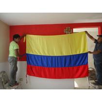 Bandera De Colombia Y De Todo El Mundo $350 Op4