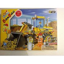 Banbao 8521 Camion Buldozer Construccion (de Friccion)