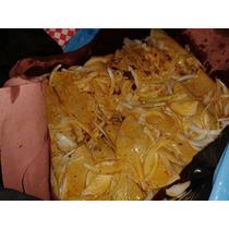 Tacos De Canasta El Tio Fel Como Los Vio En La Tv
