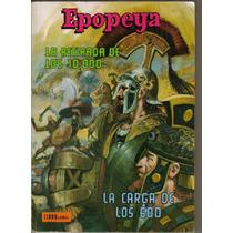 Libro Comic: Epopeya Año:1973.$ 200.00 Tomo 3