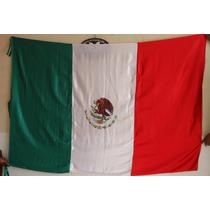 Bandera De Mexico Y De Todo El Mundo $200 Daa