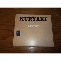 Illya Kuryaki & The Valderramas - Leche Cd Nac Ed 1996 Mdisk