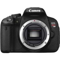 Canon Eos Rebel T4i Solo Cuerpo + Memoria 8gb Camara Digital