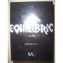 Equilibrio For Him Cristian Lay 75ml Navidad Intercambios