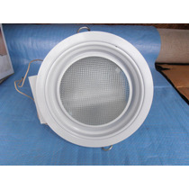 Luminaria Empotrable 2 X 13 Watts 120 Volts Color Blanco