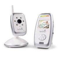 Summer Infant Claro Sight Digital Video Color Baby Monitor (