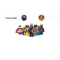 Súper Héroes Avengers Minifigure Building Blocks Ladrillos A