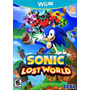 Sonic Lost World (nuevo) - Nintendo Wiiu