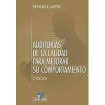 Libro: Auditorías De La Calidad Pdf