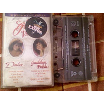 Audio Cassette Dulce Y Guadalupe Pineda Dos Grandes Voces