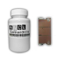 Recarga De Toner + Chip Para Okidata C110 De 2,500 Paginas