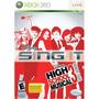 Disney Sing It High School Musical 3 Fin De Curso - Xbox 36