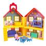 Peppa Pig Casa De Juegos Es 100% Original Fisher Price