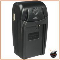 Cargador Bateria Ia-bh130lb Samsung Smx-c10 Smx-c14 Smx-k44