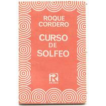 Curso De Solfeo, De Roque Cordero