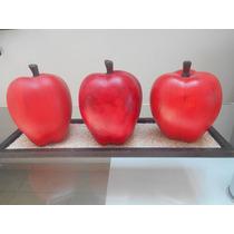 Jgo. Manzanas De Ceramica