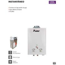 Calentador Con Instalación Paso Inst. 6l/min 1 Servicio Iusa
