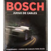 Cables De Bujia Vw Vr6 Bosch
