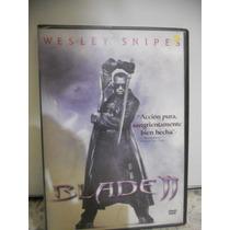 Blade Cazador De Vampiros 2 Dvd Movie