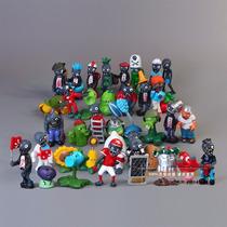 Plantas Vs Zombies10 Figuras Pvc Envio Gratis