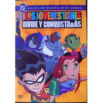 Los Jovenes Titanes Vol 1 / Dc Comics / Dvd Nuevo