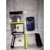 Cubierta Para Blackberry Curve 8900, Iphone 4, Ipod Nano Au1