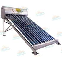 Calentador Solar 145 Litros 12 Tubos