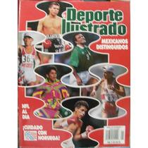 Revista Ilustrado,hugo Sanchez, Jorge Campos, Mercenario Etc