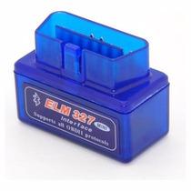 Escaner Automitriz Obdii Bluetooth Multimarca Elm327