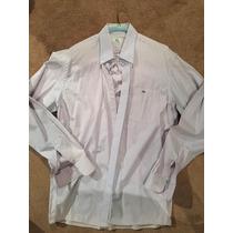 Camisa Lacoste Talla 42 De Hombre