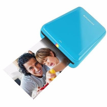 Impresora De Fotos Portatil Polaroid Zip Mobile Printer-azul