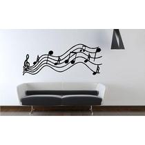 Vinilos Decorativos Recamara Sala Casa Farol Musica