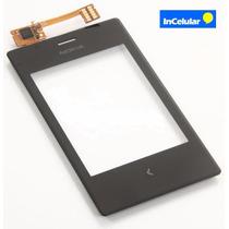 Touch Screen Cristal Nokia Asha 503 N503 $ De Envio Justo!