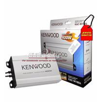 Amplificador Extra Compacto Kenwood Kac-m1804 4 Ch Clase D