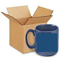 Cajas De Carton 4x4x4 Paquete Con 10