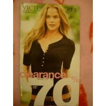 Victorias Secret Catalogo 2009 Blusas Bolsas Zapatos Botas