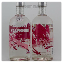 Absolut Vodka Raspberri Vacia Especial Coleccionistas