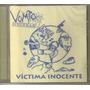 Vomito Nuclear - Victima Inocente ( Hardcore Punk ) Cd Rock