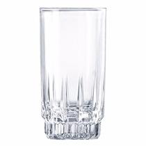 Vaso Prisma De Cristal Capacidad De 11.25 Onzas